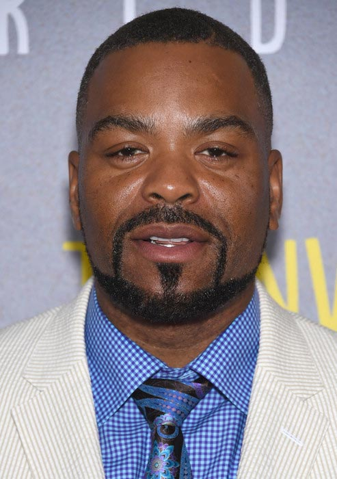 Method Man during the New York premiere of Trainwreck on July 14, 2015