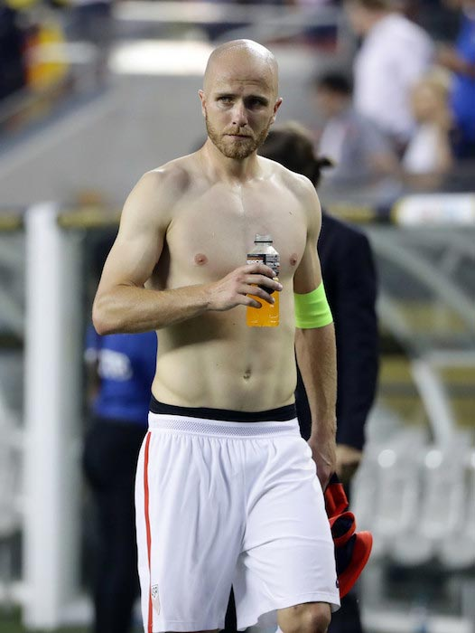 footballer michael bradley height weight body statistics healthy celeb