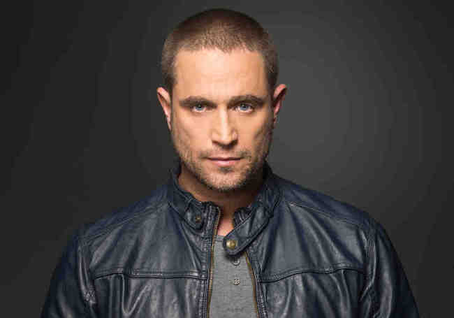 Michel Brown as Gerardo Duarte in a still from La Querida del Centauro