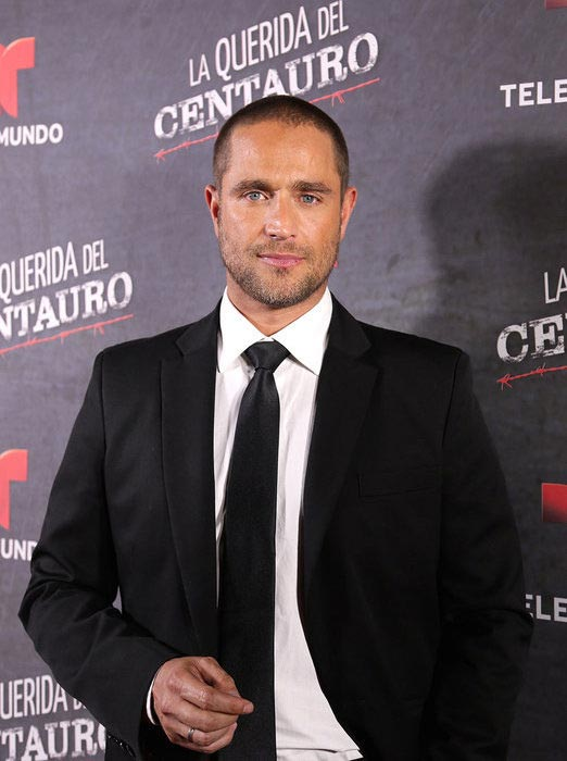 Michel Brown at the La Querida Del Centauro premiere event in January 2016