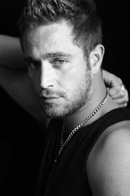 Michel Brown photoshoot in 2014