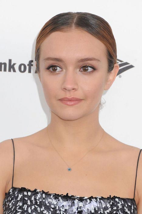Olivia Cooke at the Film Independent Spirit Awards 2016