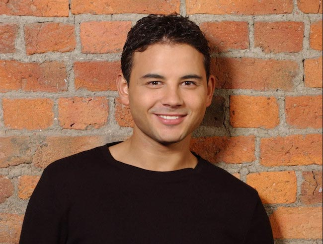 Ryan Thomas close up