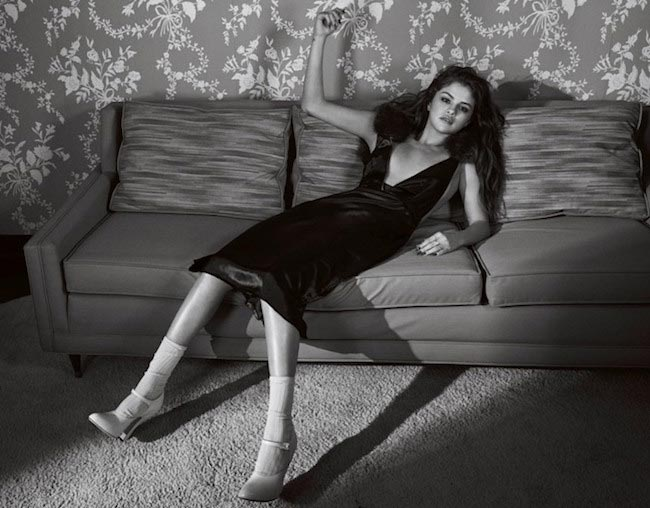 Selena Gomez Vogue Australia September 2016