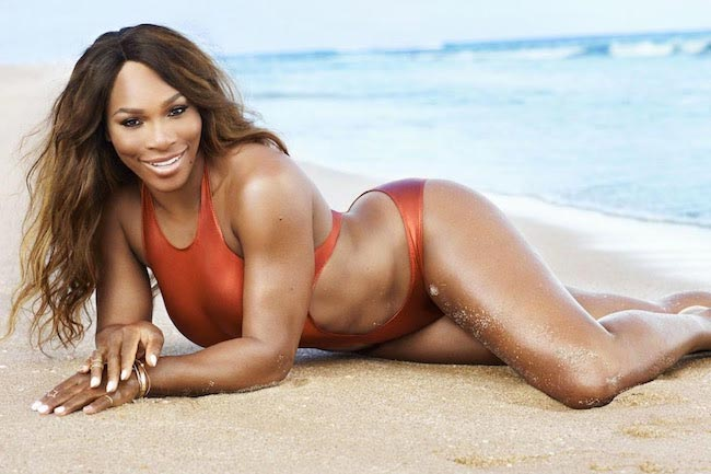 Serena Williams bikini