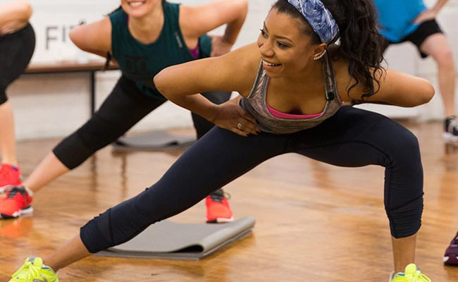 """Shalita Grant """"NCIS: New Orleans"""" workout"""