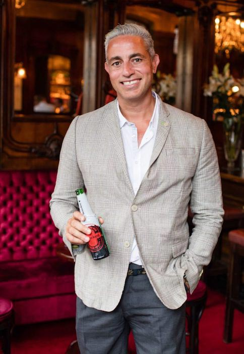 "Baz Ashmawy at the exclusive launch of the ""Heineken: Star series"""