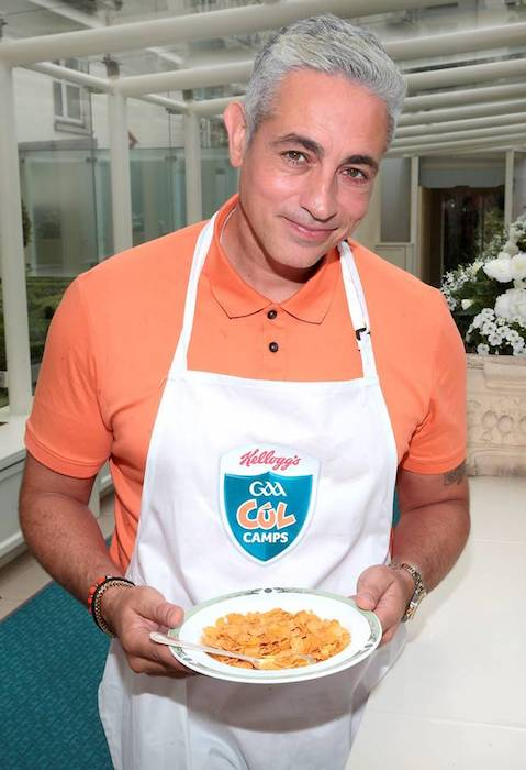 "Baz Ashmawy promotes ""Kelloggs: Powering Play for Children"""