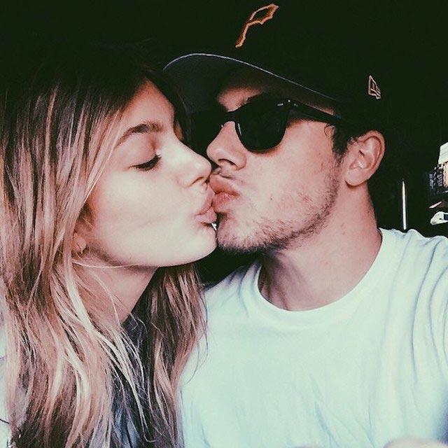 Camila Morrone and Joseph Perez