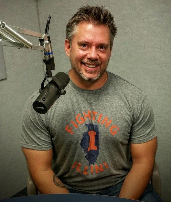 Chad Landers celebrity trainer