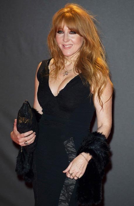 Charlotte Tilbury at 2013 British Fashion Awards