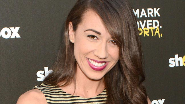 Colleen Ballinger at Shoebox's 29th Birthday celebration on June 10, 2015