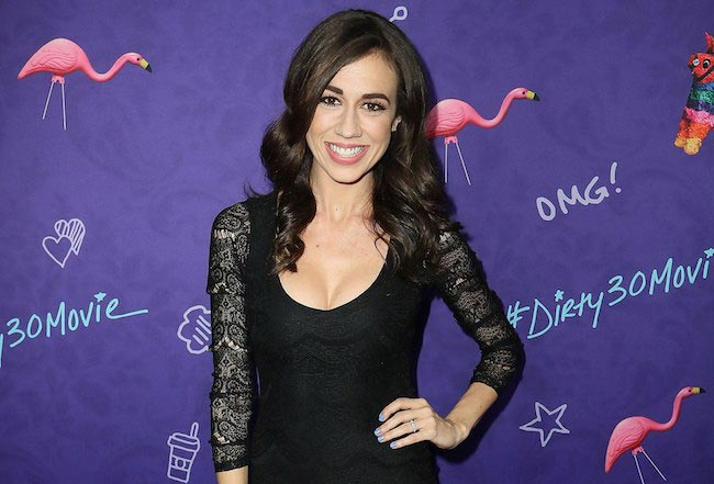 "Colleen Ballinger at the ""Dirty 30"" premiere in Hollywood on September 20, 2016"