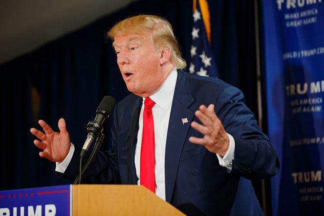 Donald Trump rousing speech North Carolina rally 2016