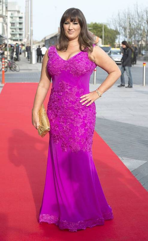 Elaine Crowley at VIP Style Awards 2016