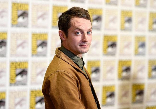 Elijah Wood at Comic-Con International 2015