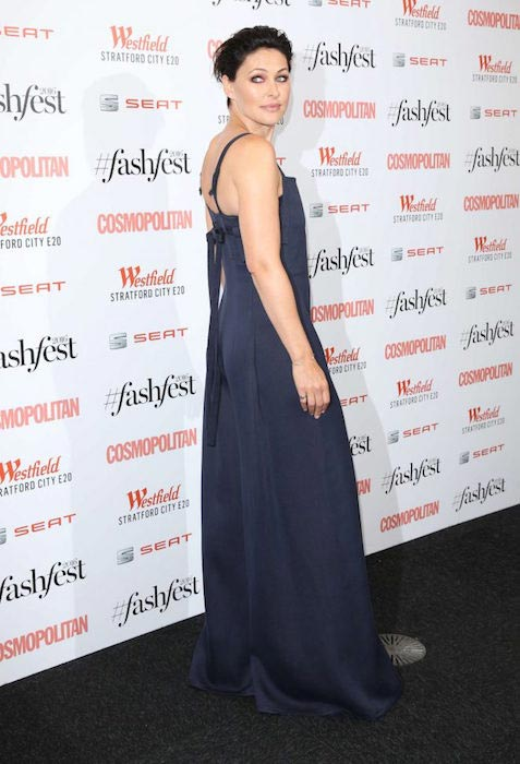 Emma Willis Cosmopolitan Fashfest 2016 VIP show and party