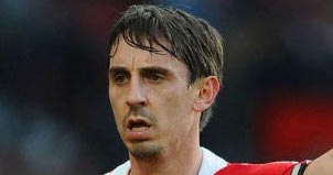 Gary Neville - Featured Image