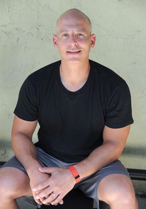 Harley Pasternak celebrity trainer
