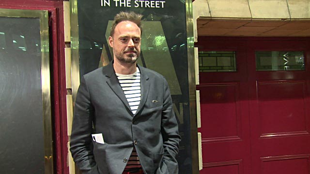 Jamie Theakston at Shaftesbury Theatre on March 8, 2016 in London