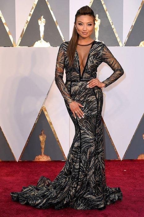 Jeannie Mai 88th Academy Awards Hollywood February 28, 2016