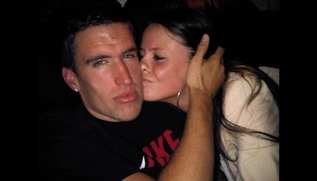 Kevin Strootman and Thara Pols