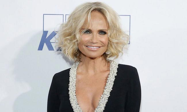 Kristin Chenoweth at PFLAG National's Eighth Annual Straight for Equality Awards Gala on April 4, 2016