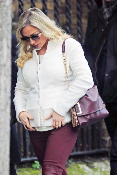 Kristina Rihanoff pregnant