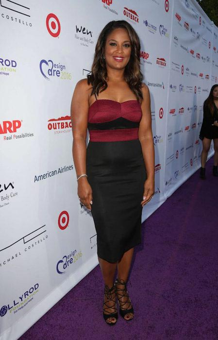 Laila Ali at HollyRod Foundations 2016 DesignCare Gala