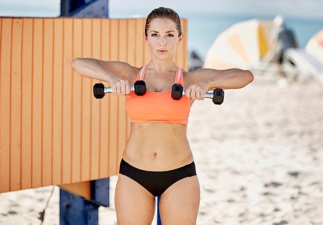 Lauren Boggi celebrity trainer