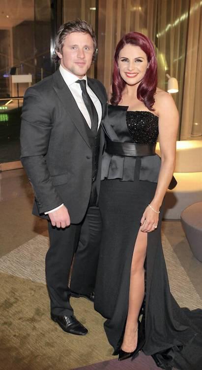 Lisa Cannon and Richard Keatley