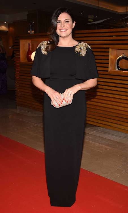 Lisa Cannon at Pride of Ireland Awards 2016