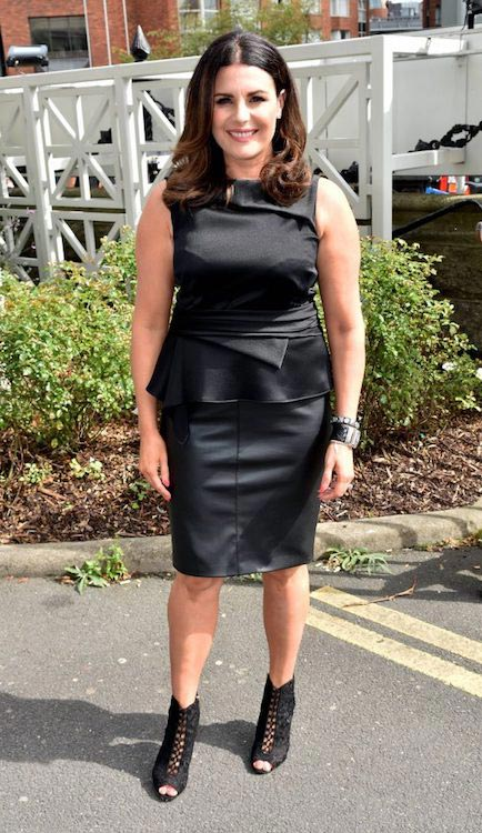 Lisa Cannon at TV3 New Season AW16 Launch