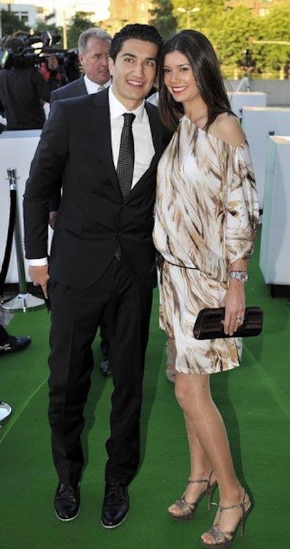 Nuri Sahin cousin and wife Tugba Sahin