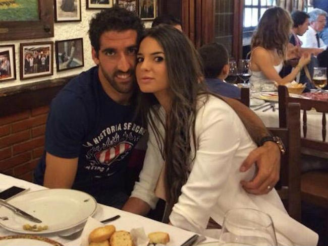 Raul Garcia and Ines Sanchez