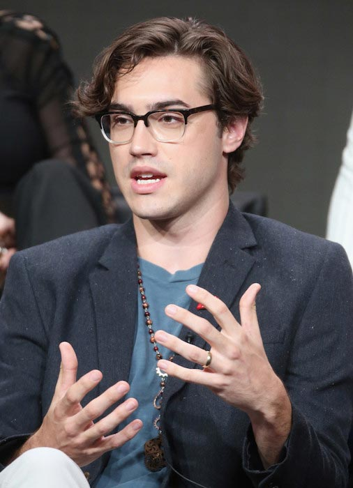 Ryan McCartan at 2016 Summer TCA Tour Day 13
