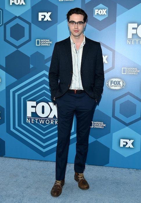 Ryan McCartan at Fox 2016 Upfront in NYC