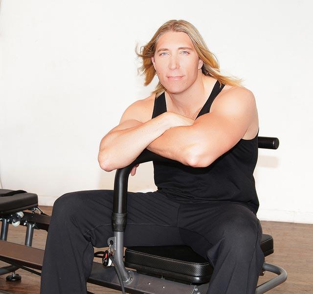 Sebastien Lagree celebrity trainer