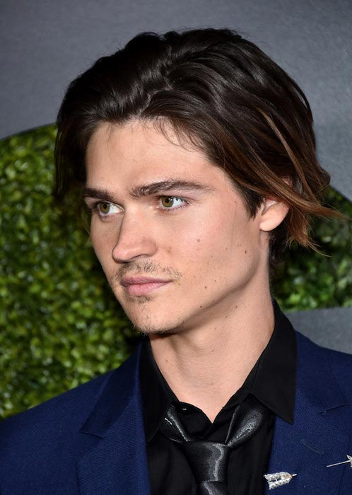 Will Peltz at the GQ Men of the Year Party in December 2015
