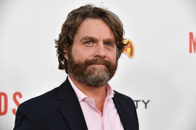 Zach Galifianakis Masterminds premiere September 2016