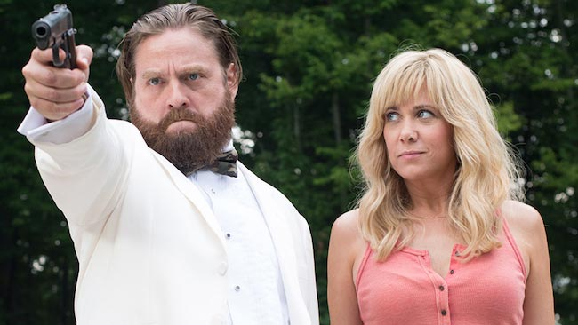 Zach Galifianakis Still Movie Masterminds 2016