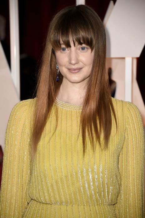 Andrea Riseborough 2015 Academy Awards in Hollywood