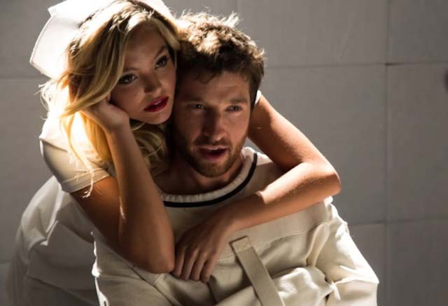 Brett Eldredge and Rachel Hilbert