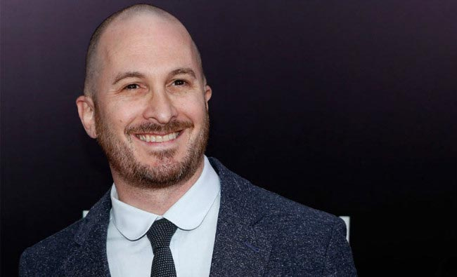 Darren Aronofsky at the US premiere of Noah on March 26, 2014
