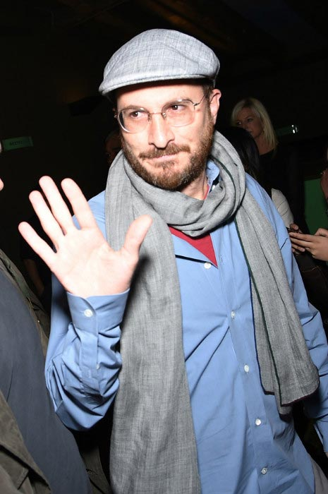 Darren Aronofsky during the private screening of Marvel's Avengers: Age of Ultron in April 2015