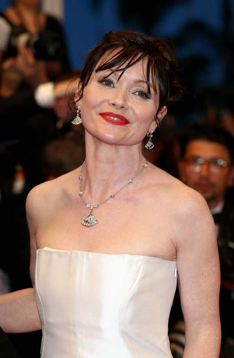 Essie Davis at Valley Of Love premiere during Cannes Film Festival in March 2015 in France