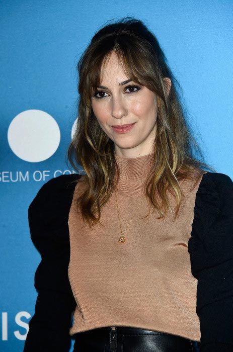 Gia Coppola during MOCA Gala presented by Louis Vuitton in May 2015