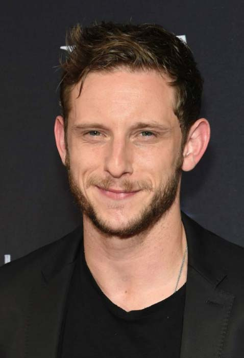 Jamie Bell at Fantastic Four premiere in New York City on August 4, 2015