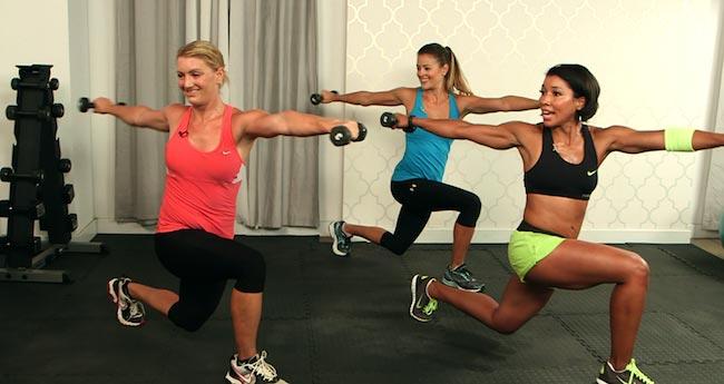Jeanette Jenkins training