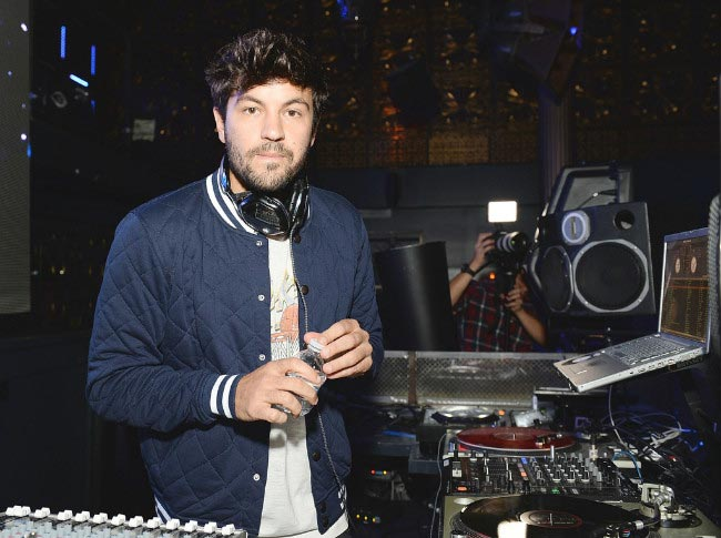 Jordan Masterson at the Club Tacori 2013 event in West Hollywood